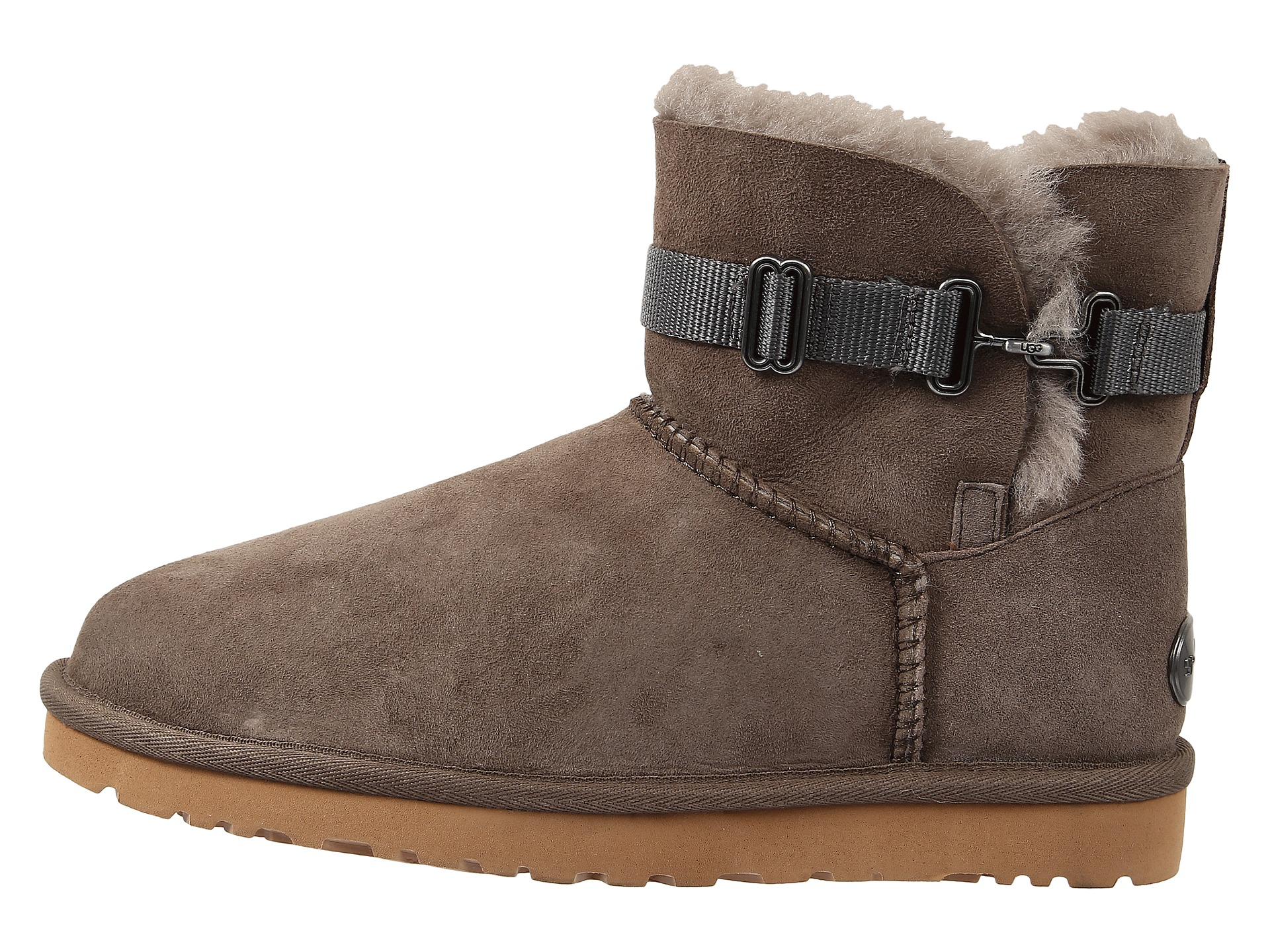 Womens Boots UGG Aurelyn Primer Twinface