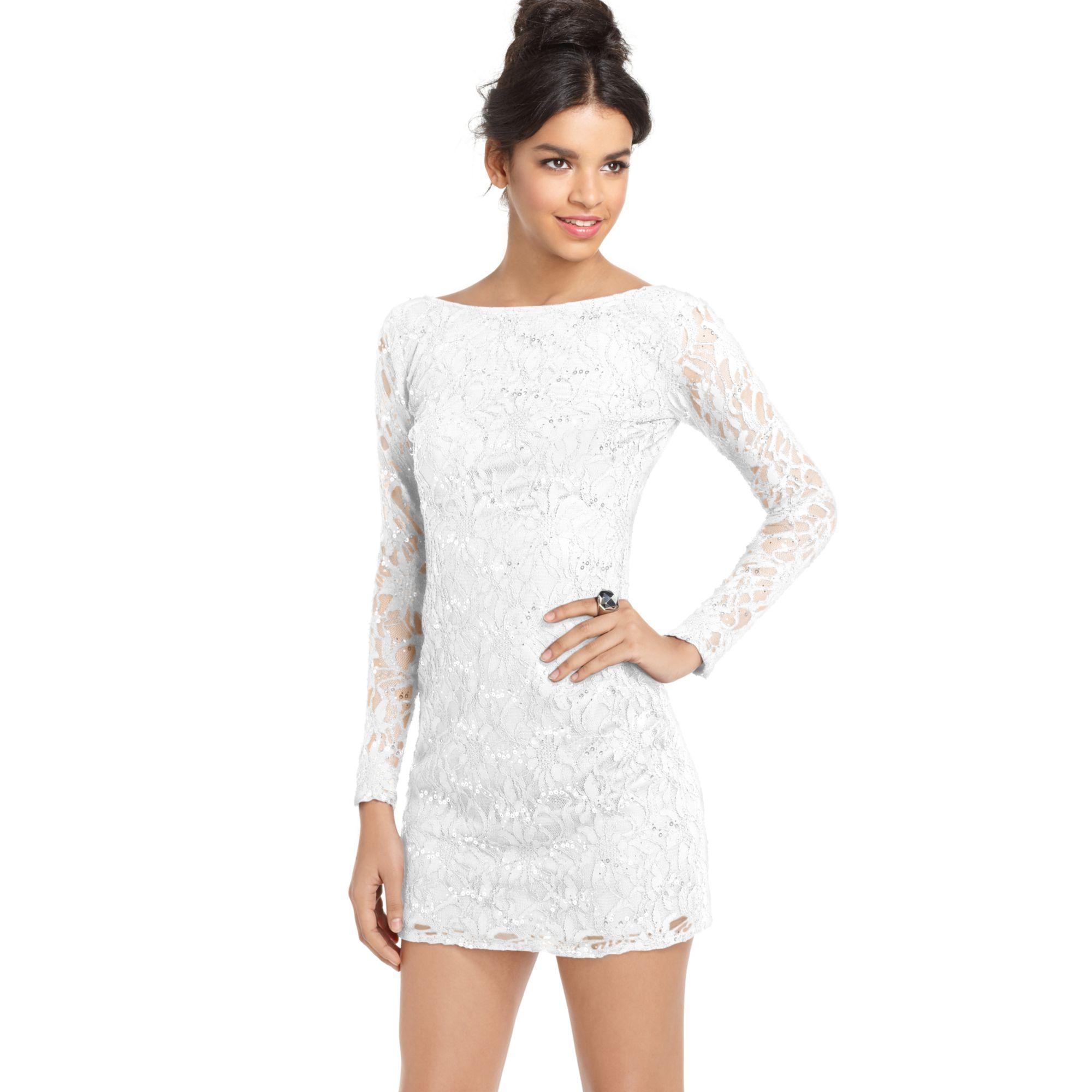 7be0d0f9d White Dresses For Juniors Nordstrom | Saddha