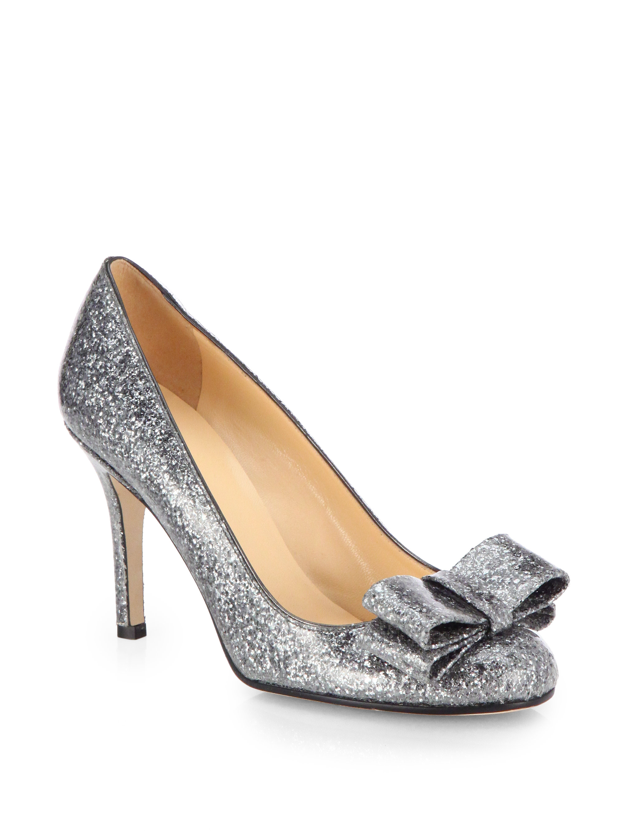 browse sale online Kate Spade New York Embellished Metallic Pumps top quality sale online cheap really cheap sale with paypal K8KKGgLN