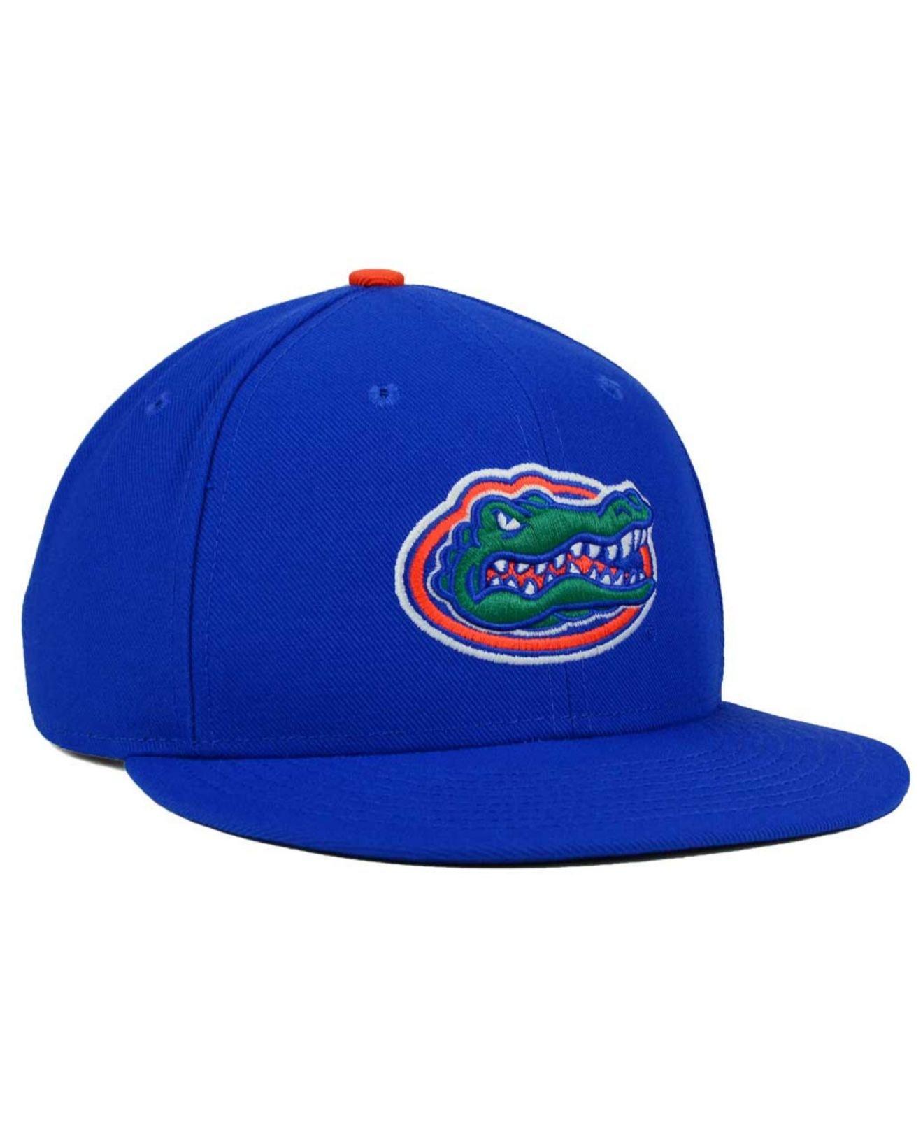 Lyst - Nike Florida Gators True Hardwood Seasonal Cap in Blue for Men 6085a4181443