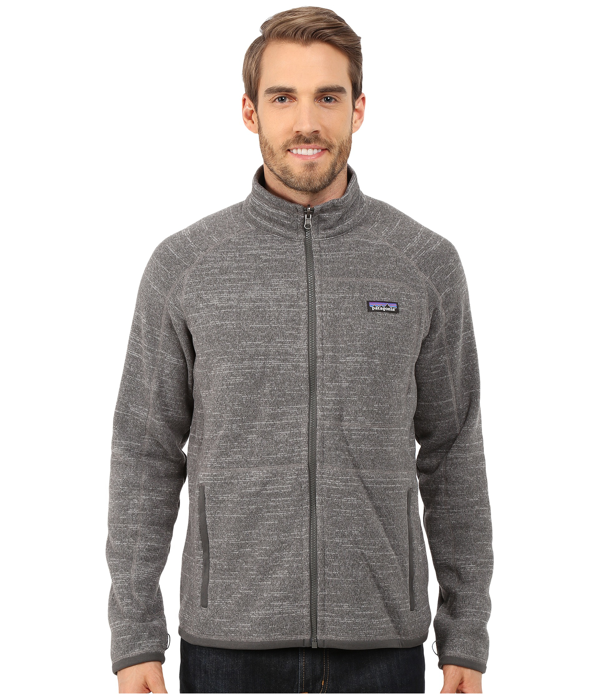 Patagonia Better Sweater 3-in-1 Parka in Black for Men