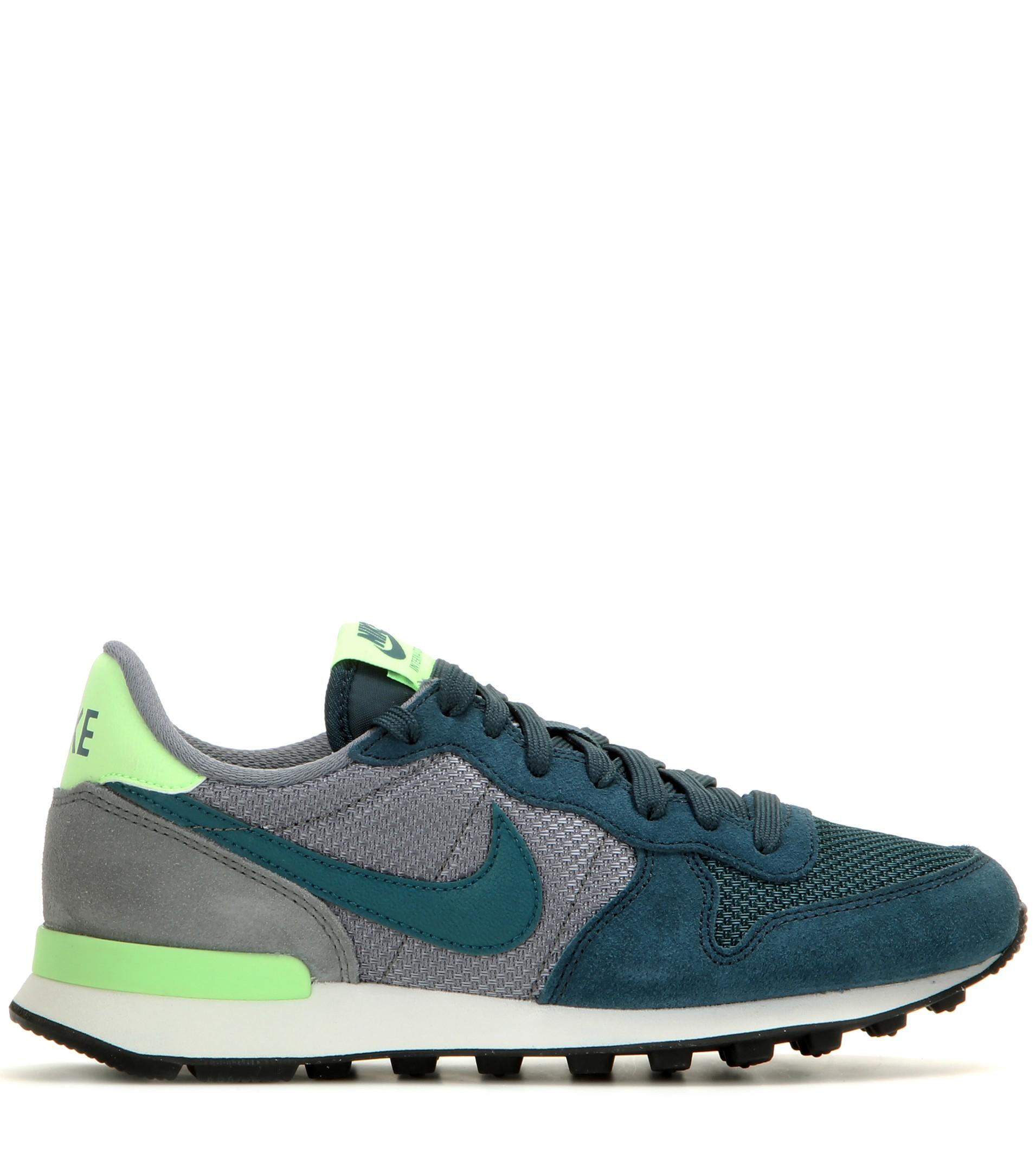 sports shoes a2674 e44f8 Lyst - Nike Internationalist Sneakers in Blue