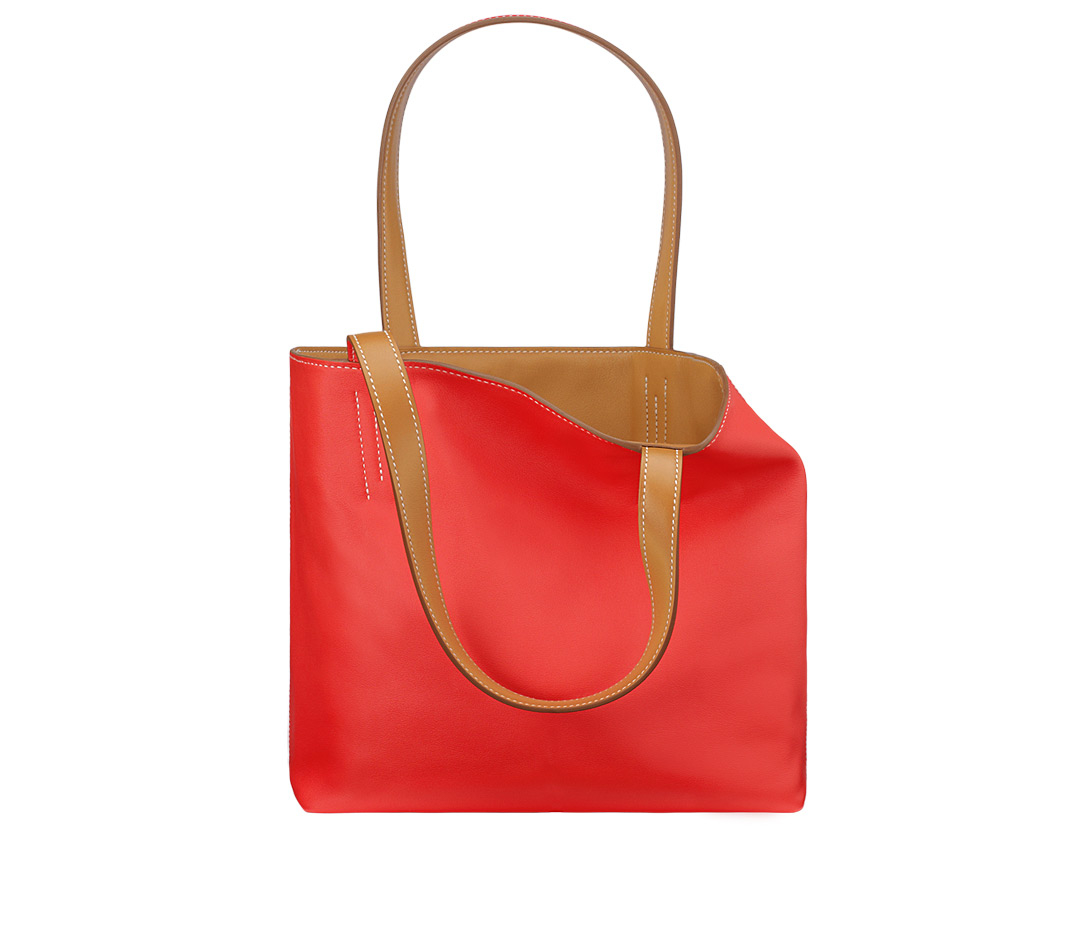 white hermes birkin bag - Herm��s Double Sens in Pink (biscuit/Jaipur pink) | Lyst