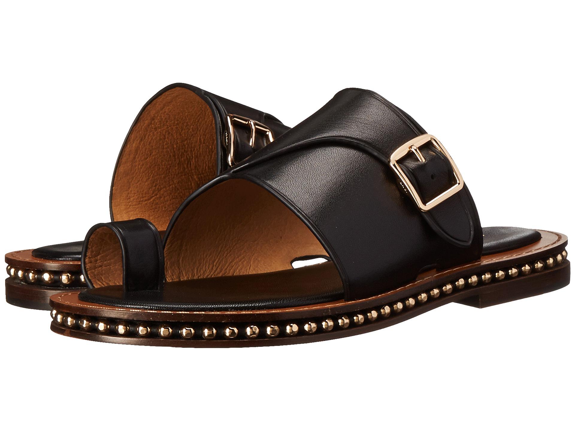 775d39fce7b6 Lyst coach alexa in black jpg 1920x1440 Coach slide sandals