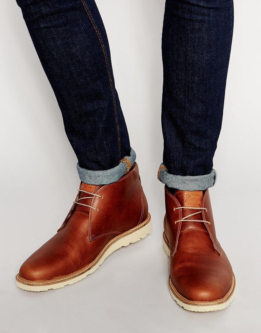 Orange Leather Flat Shoes Uk