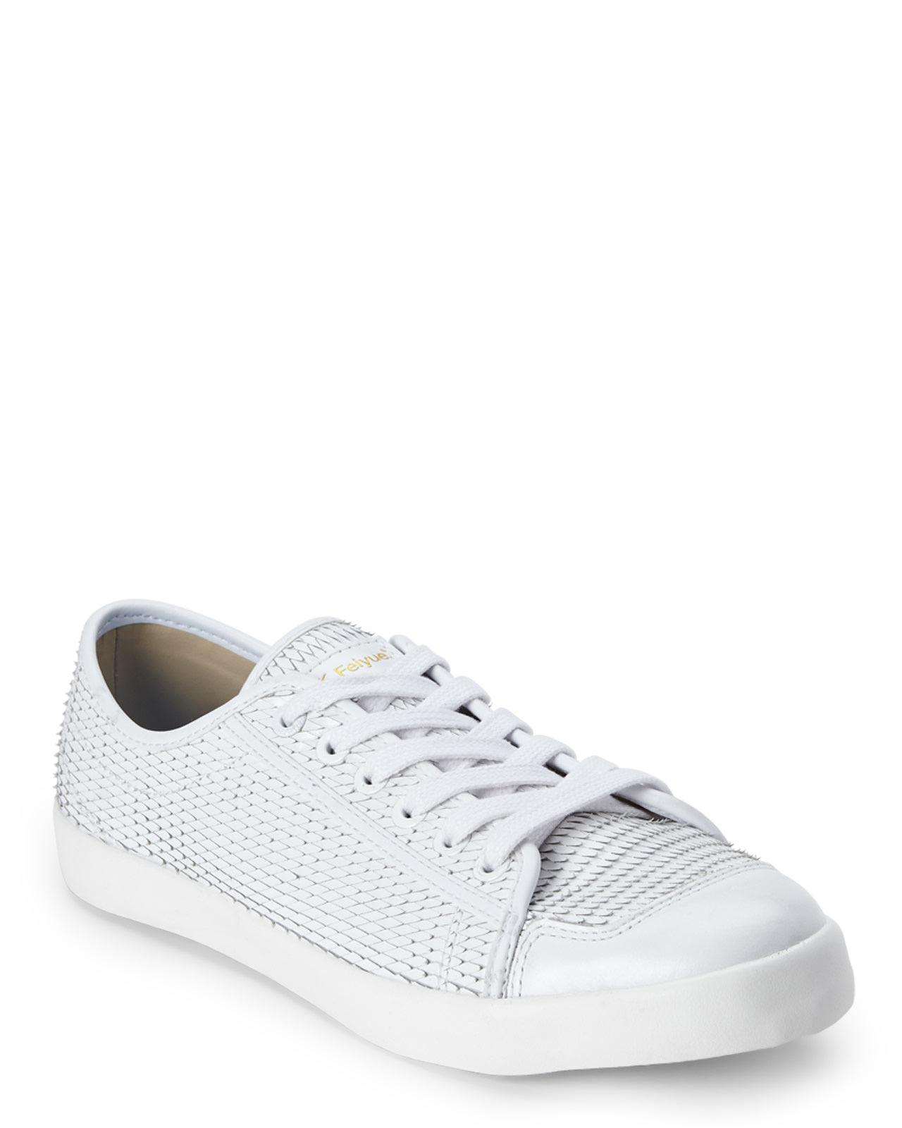 Feiyue Shoes White