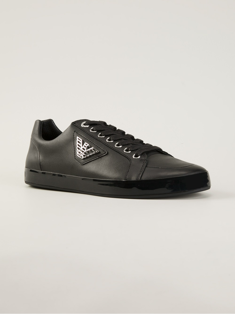 runner sneakers - Black Emporio Armani EiTitl8