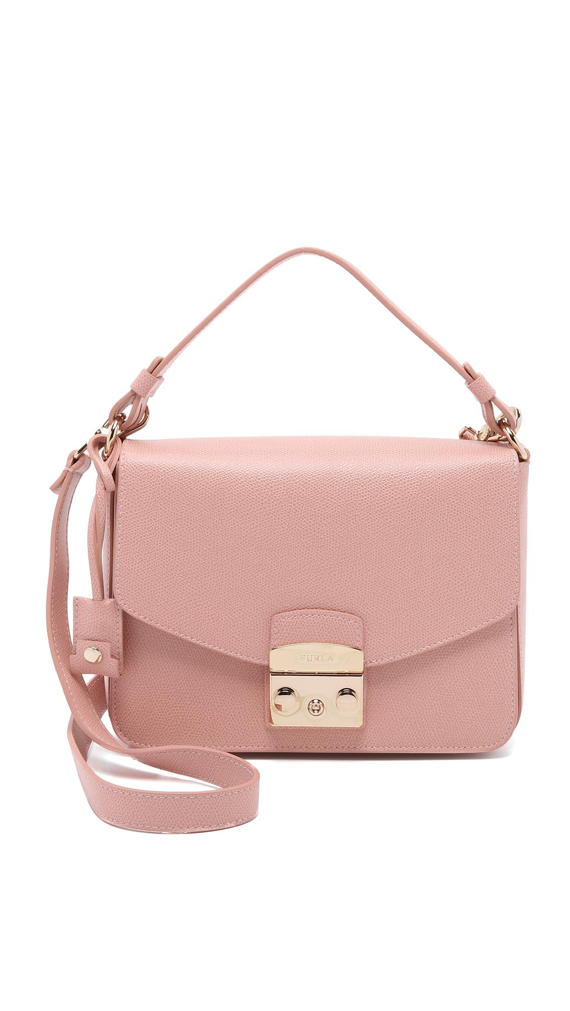 Metropolis shoulder bag - Pink & Purple Furla JpOMJn1p