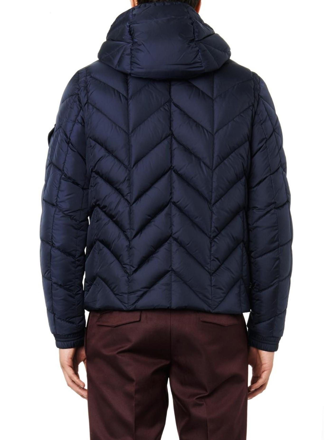 moncler Down Jackets BLUE