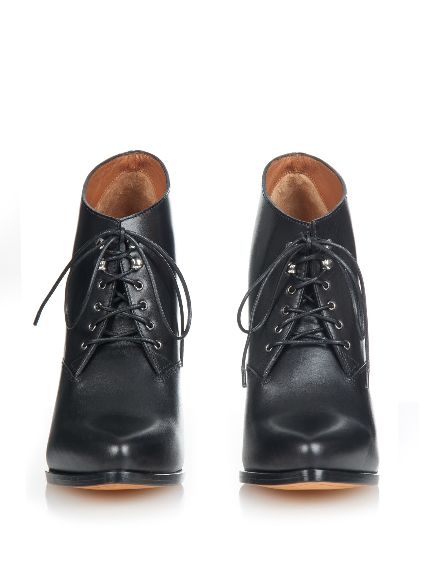 Givenchy Leather Lace Ups Good Selling Cheap Price RjH9lJX