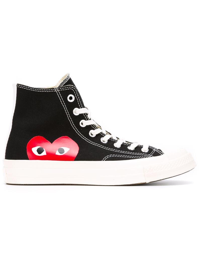 Comme Des Garcons Sizing Shoes