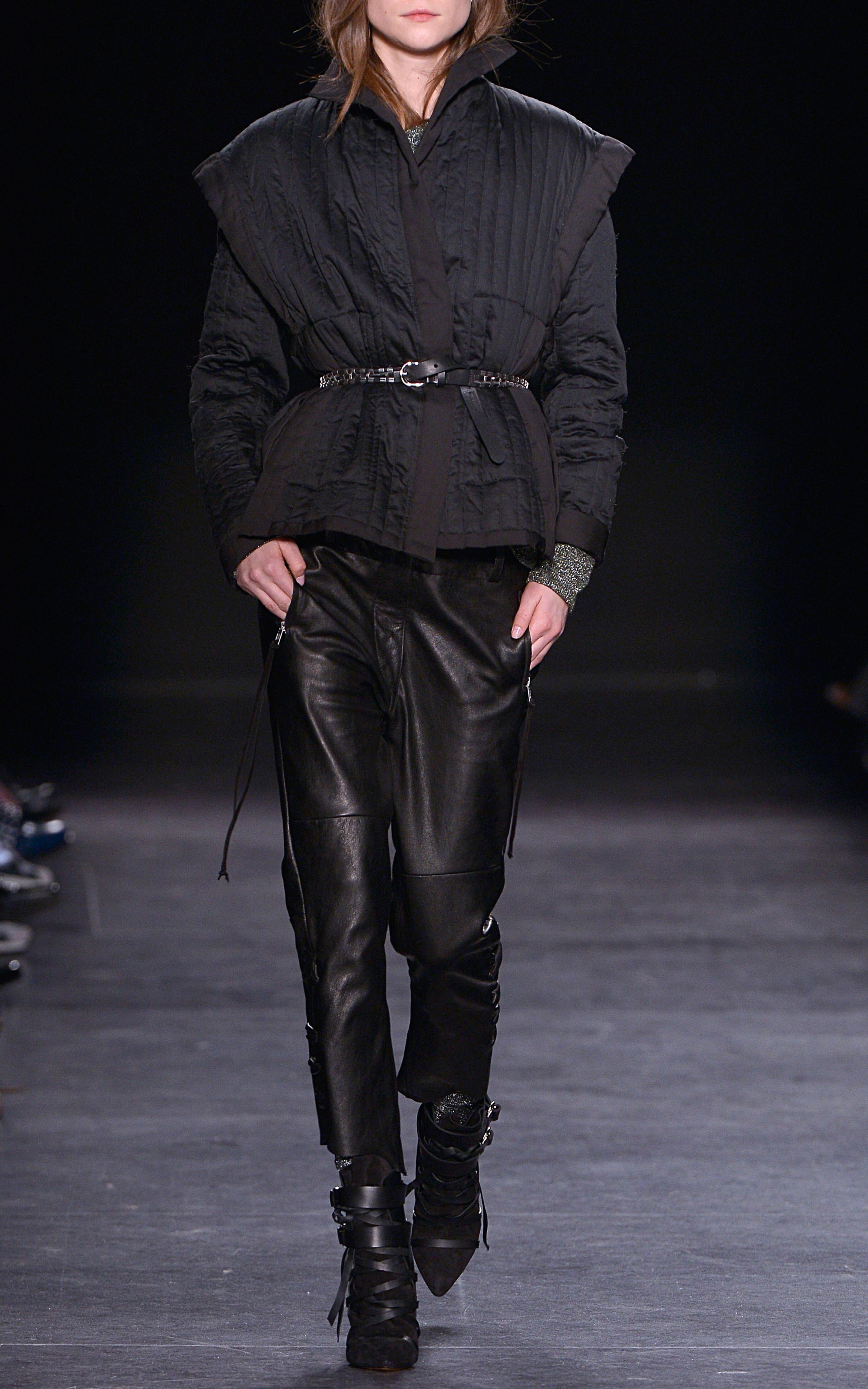 Lyst Isabel Marant Heleri Jacket In Black