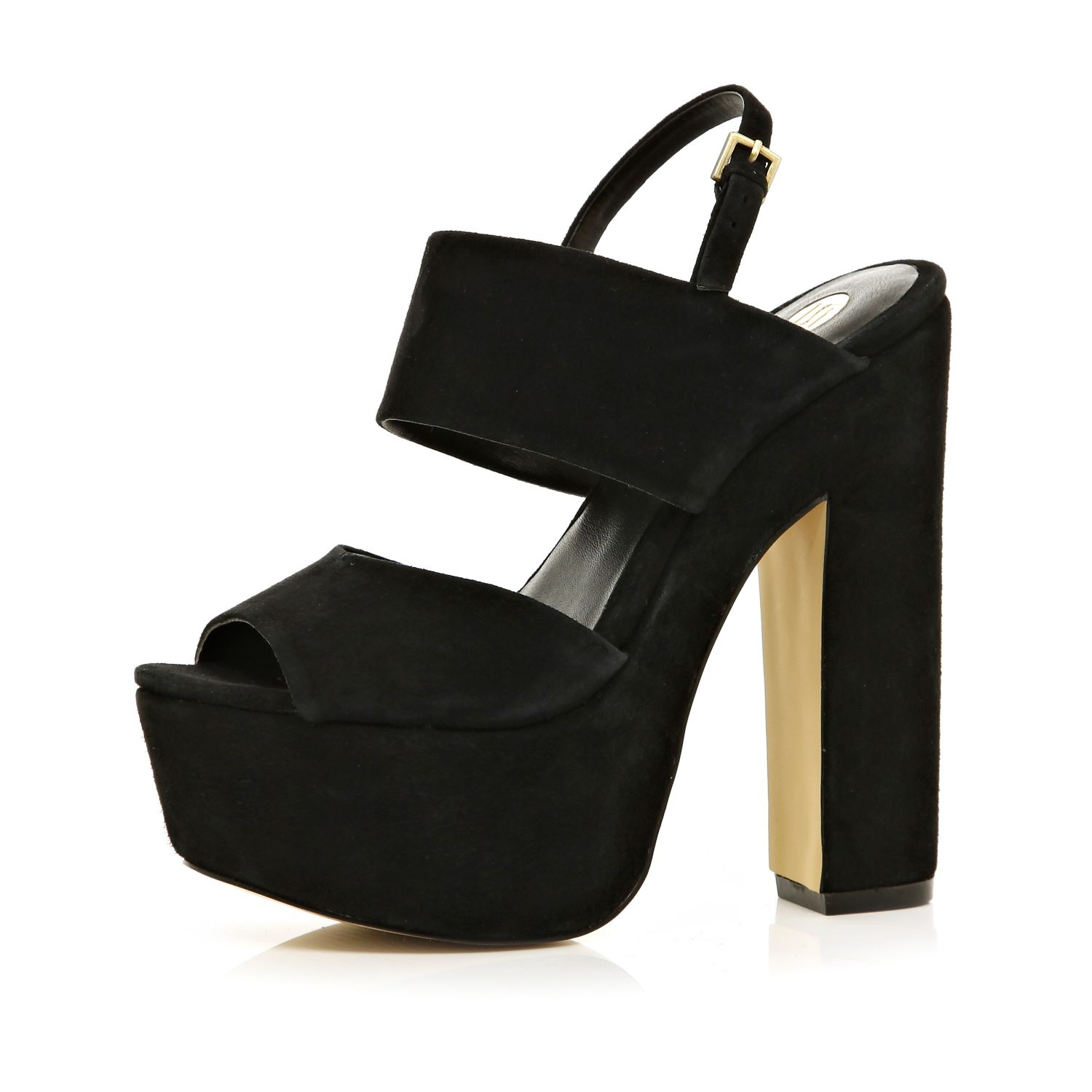 Find great deals on eBay for black chunky platform sandals. Shop with confidence.