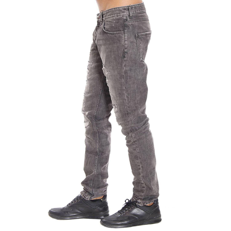 philipp plein black jeans for men lyst. Black Bedroom Furniture Sets. Home Design Ideas