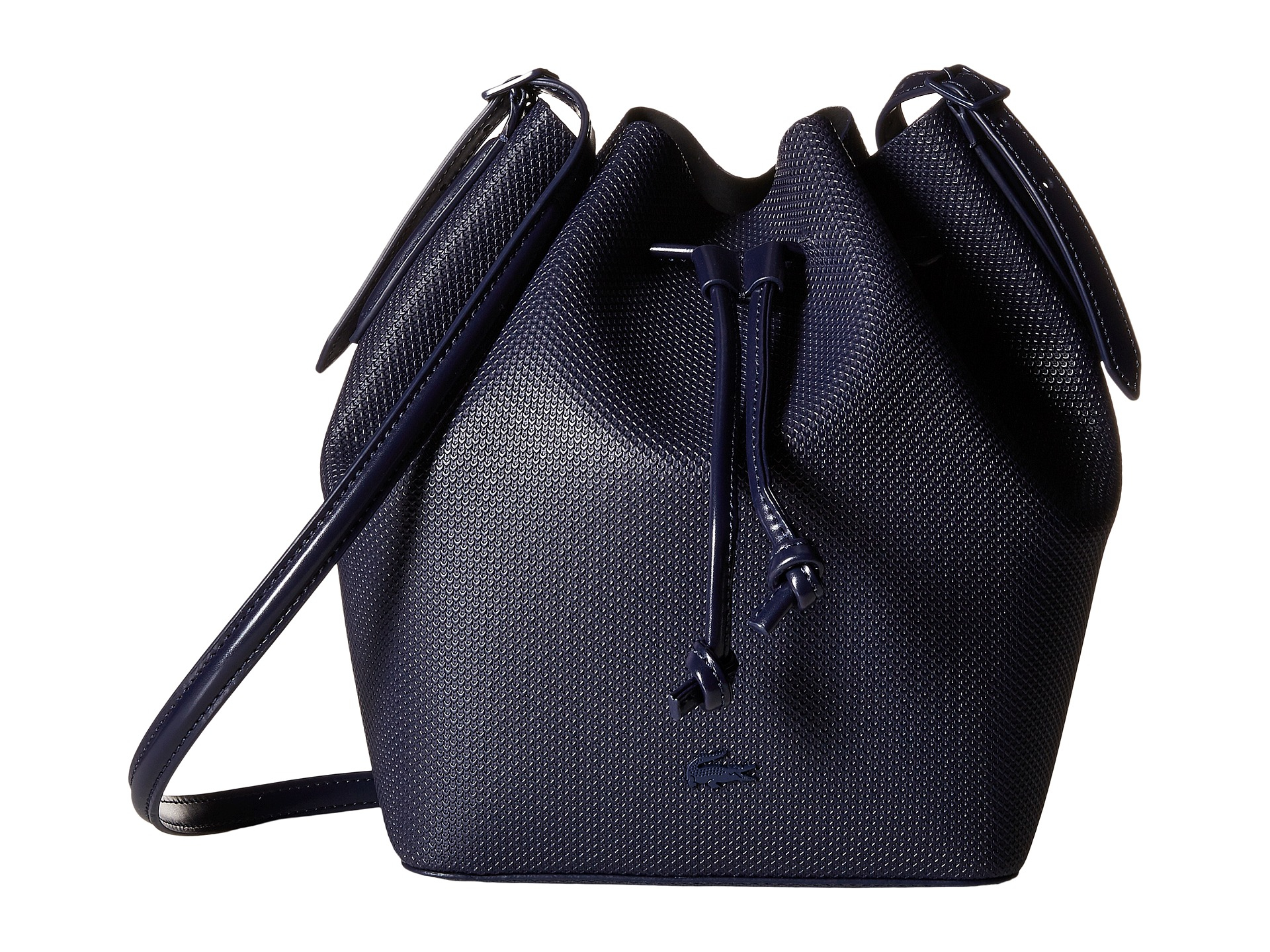 28c589b03d Lacoste Bucket Bag - Lyst