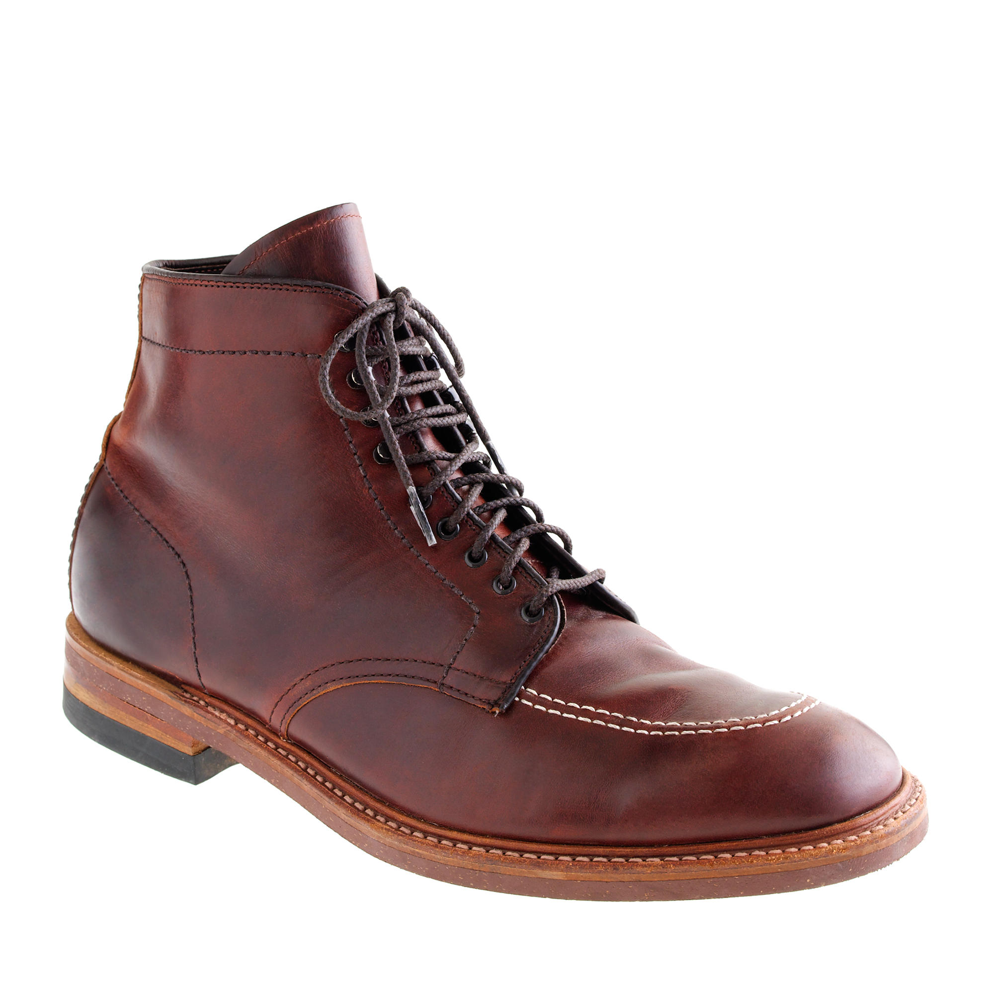 Alden 405 Indy Boots In Brown For Men Lyst