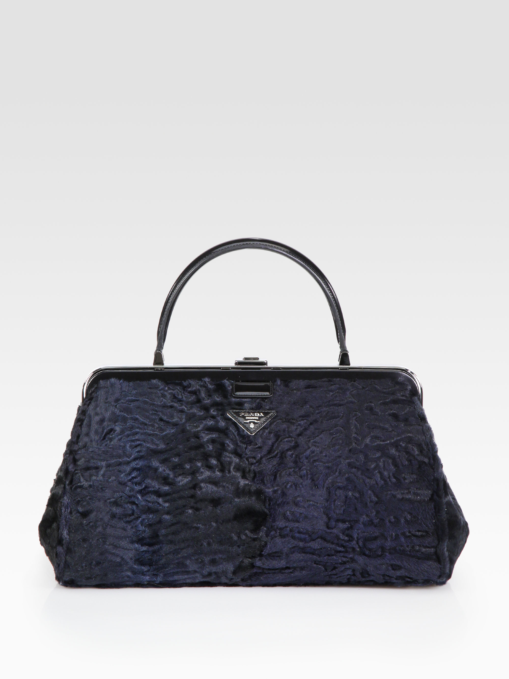 prada chain purse - prada weekender baltic blue