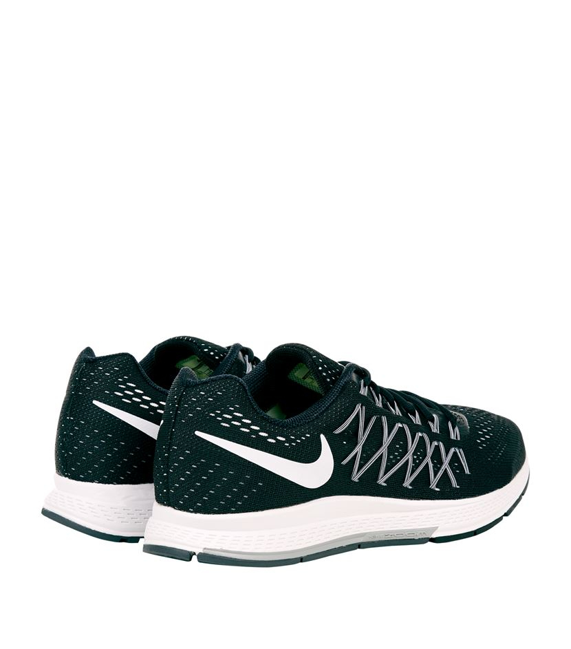 nike air zoom pegasus 32 sneaker in black lyst. Black Bedroom Furniture Sets. Home Design Ideas