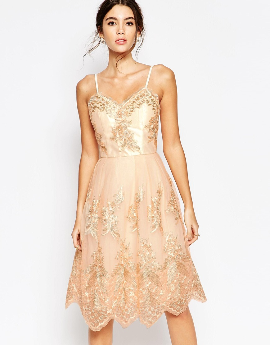 Rose Gold Prom Dress  Dress images