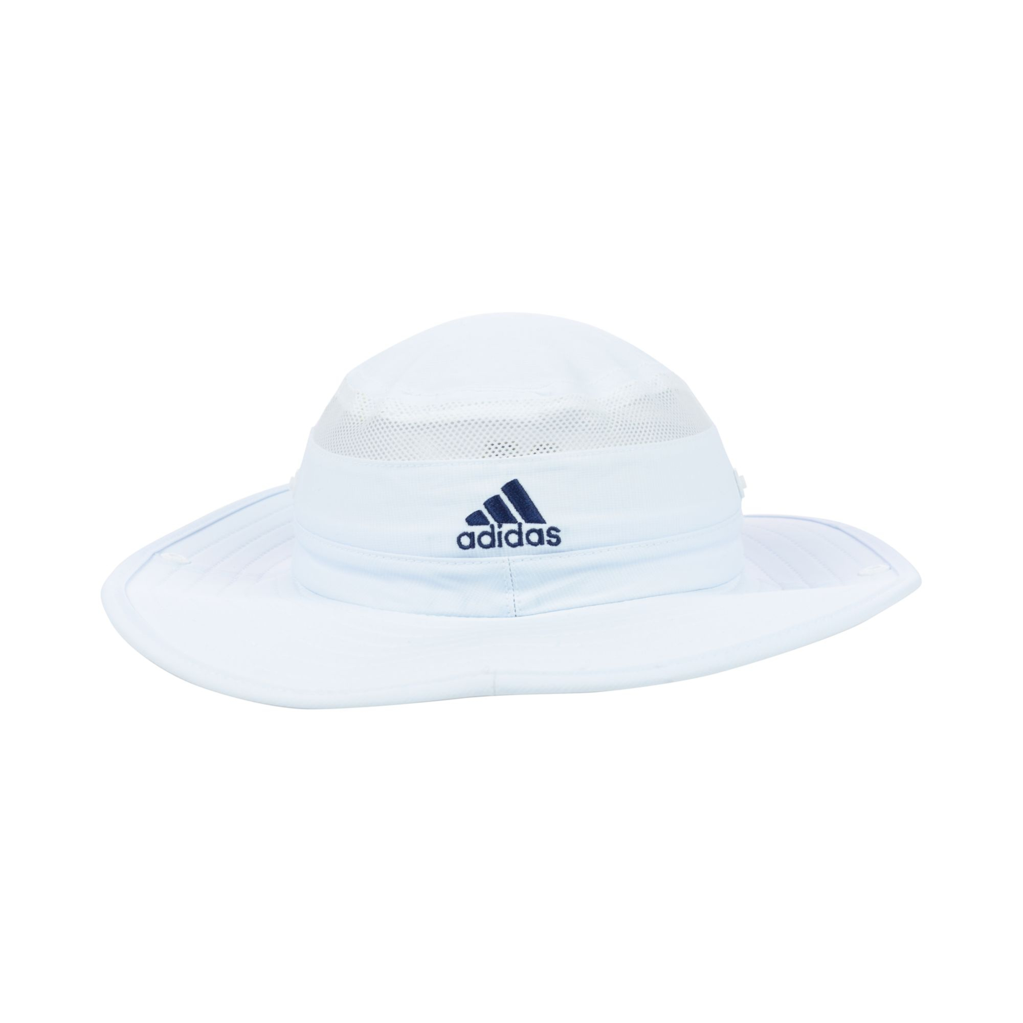 Lyst Adidas Notre Dame Fighting Irish Cus Safari Hat In White a01f9240aaf1