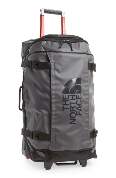 Lyst - The North Face  rolling Thunder  Rolling Suitcase in Gray for Men 28db382d067e2