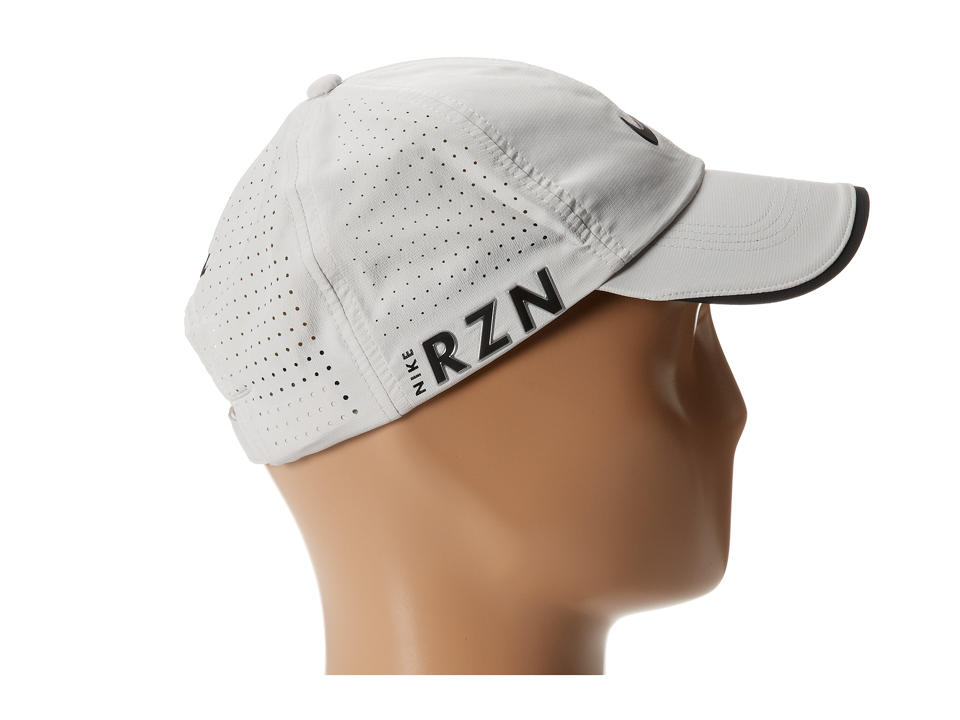 Lyst - Nike Tour Perforated Cap in White for Men f3121648a7e6