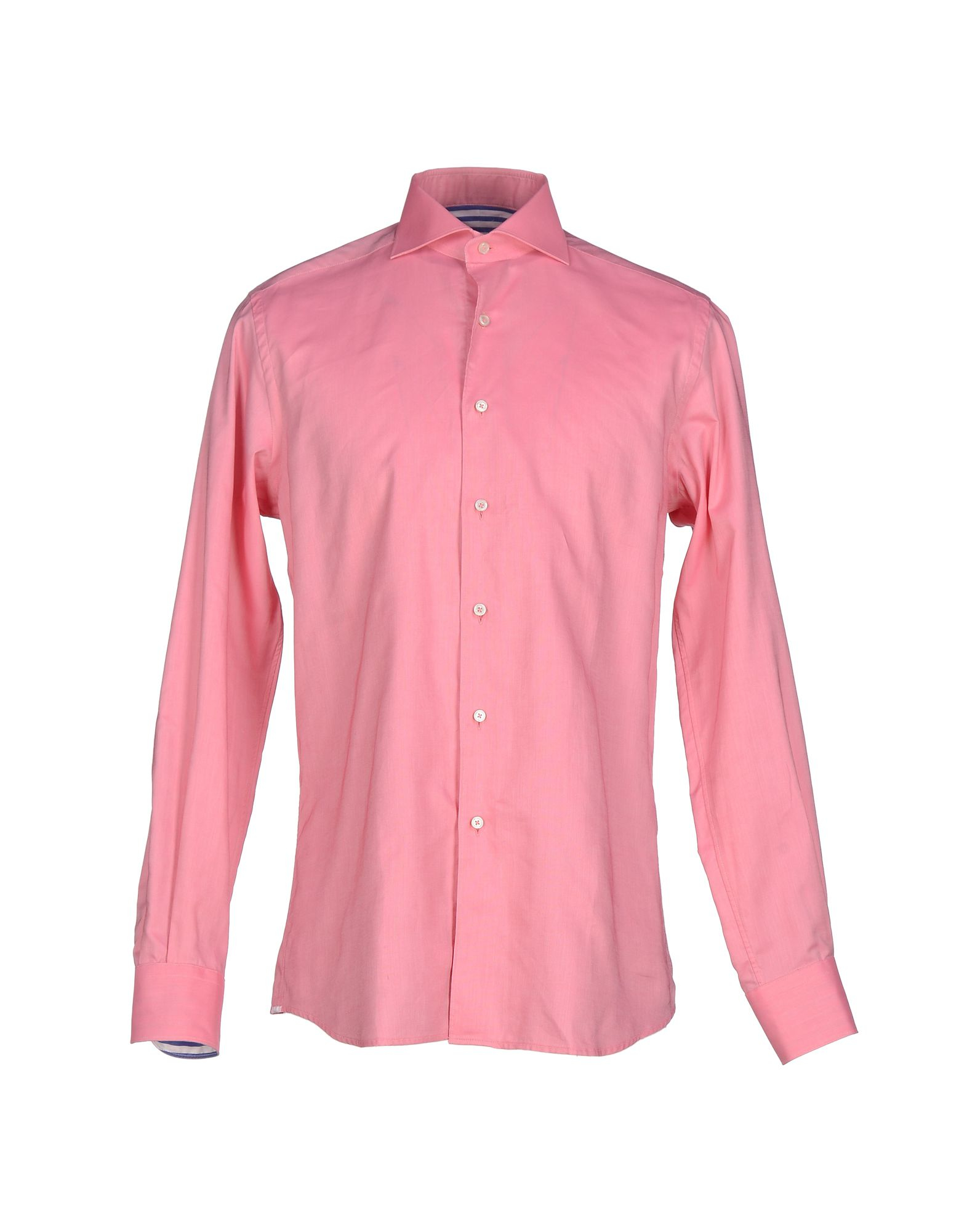 Xacus shirt in pink for men light purple lyst Light purple dress shirt men
