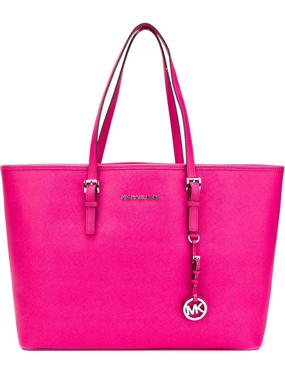 michael michael kors pink purple jet set travel tote pink product 3. Black Bedroom Furniture Sets. Home Design Ideas