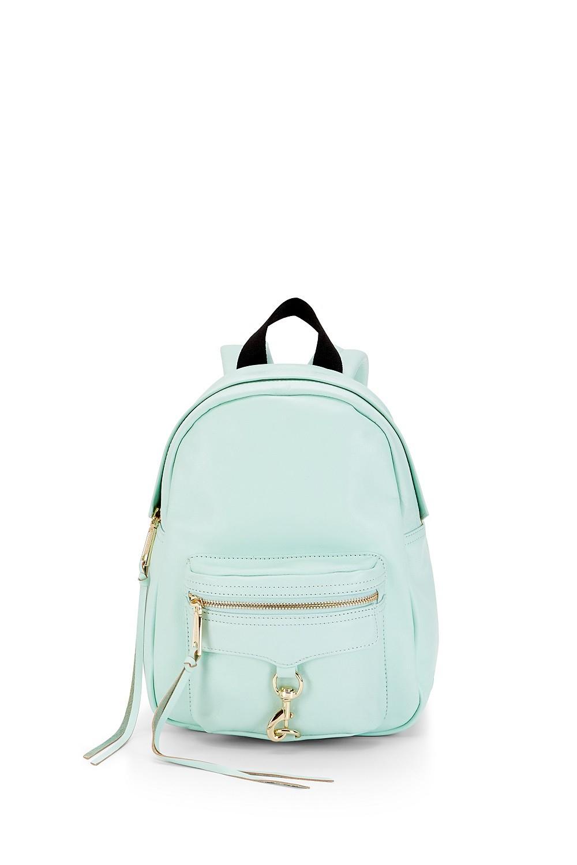 c94a4f6897bc Rebecca Minkoff Mini M.A.B. Backpack in Green - Lyst