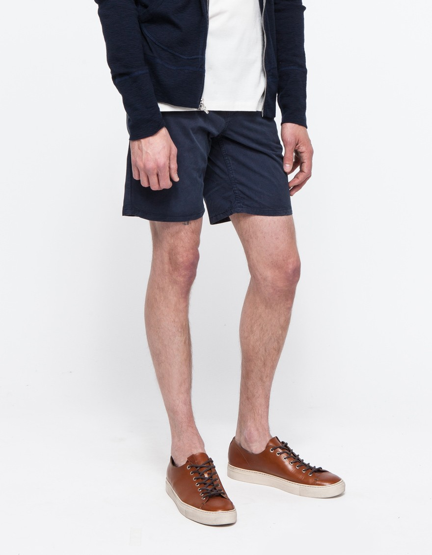 e6023816eae Norse Projects Aros Short Light Twill in Blue for Men - Lyst