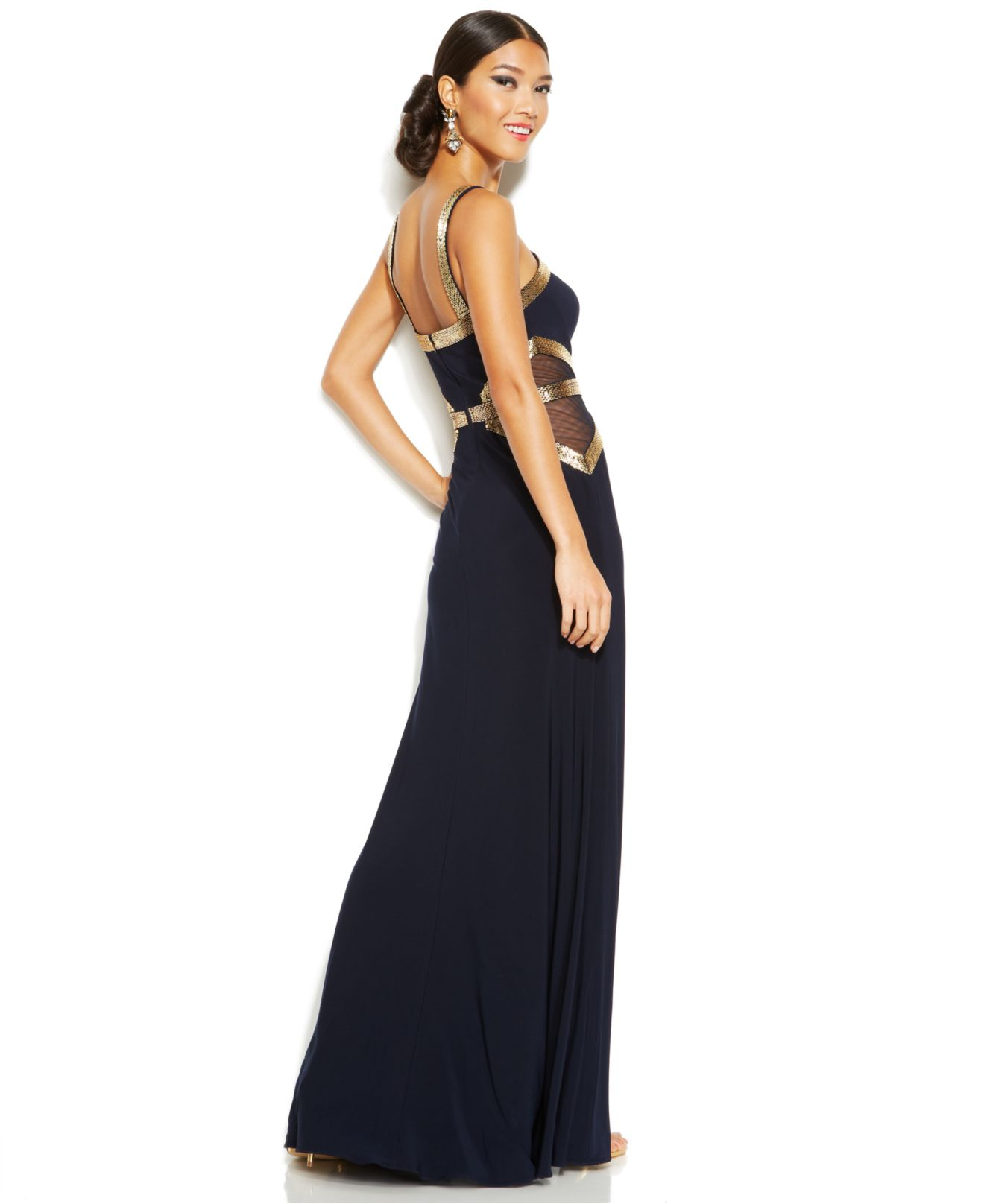 Macy Evening Dresses S