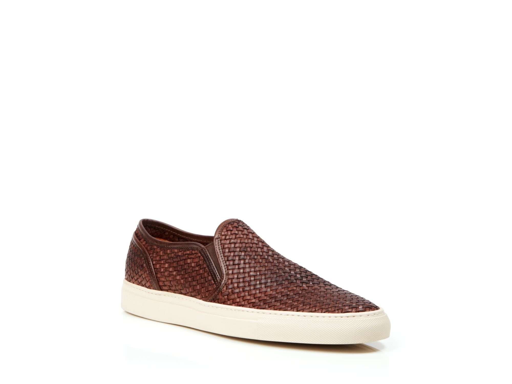 slip-on sneakers - White Buttero
