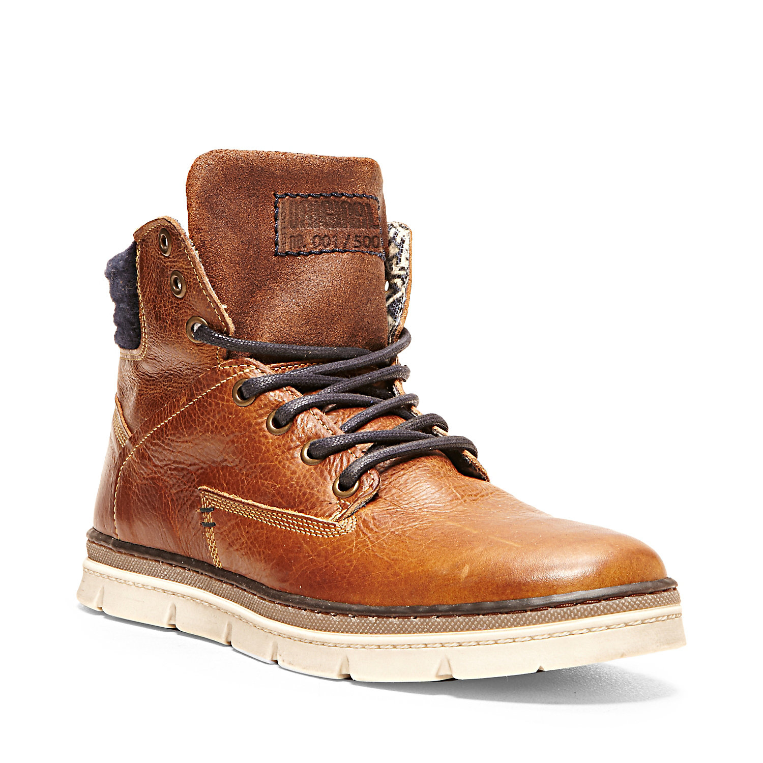 steve madden glanclot in brown for brown lyst