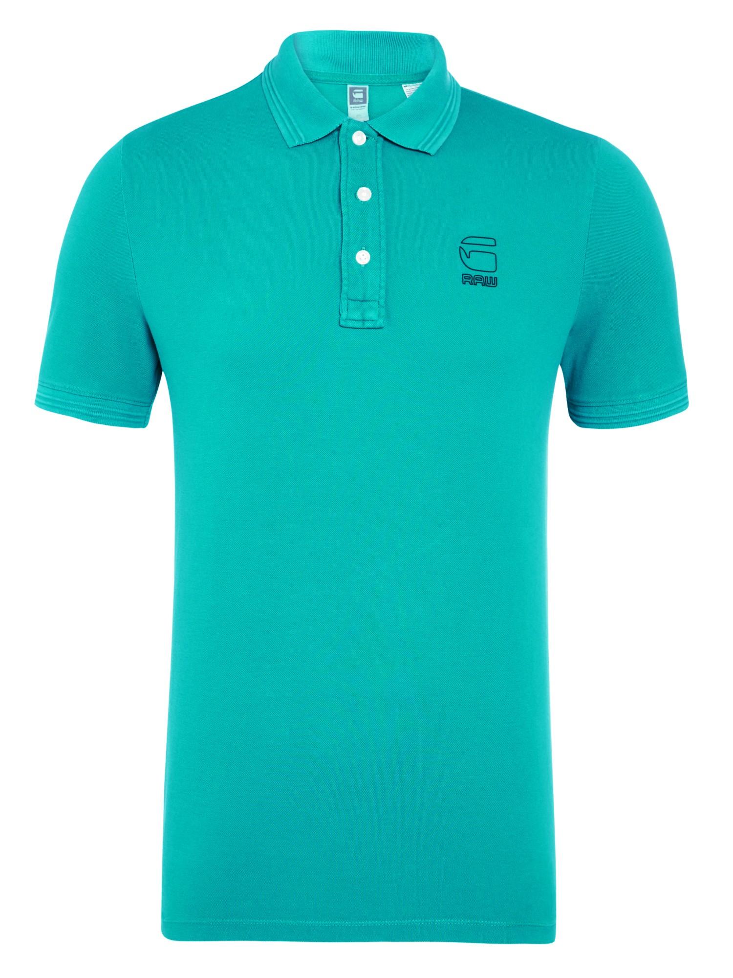 G-Star Raw Fero Polo Shirt in Green for Men - Lyst f52152b8d5