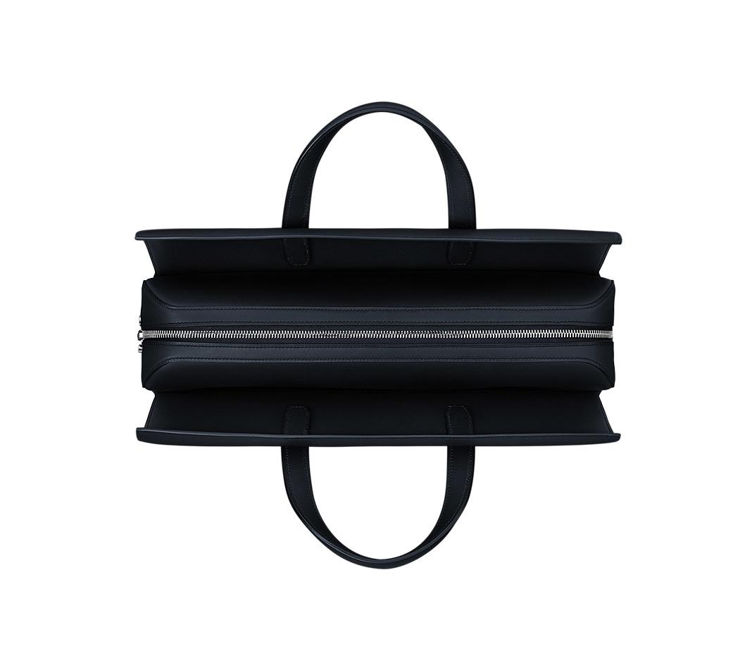 hermes printed canvas bag - Herm��s Cityhall 38 in Black for Men | Lyst
