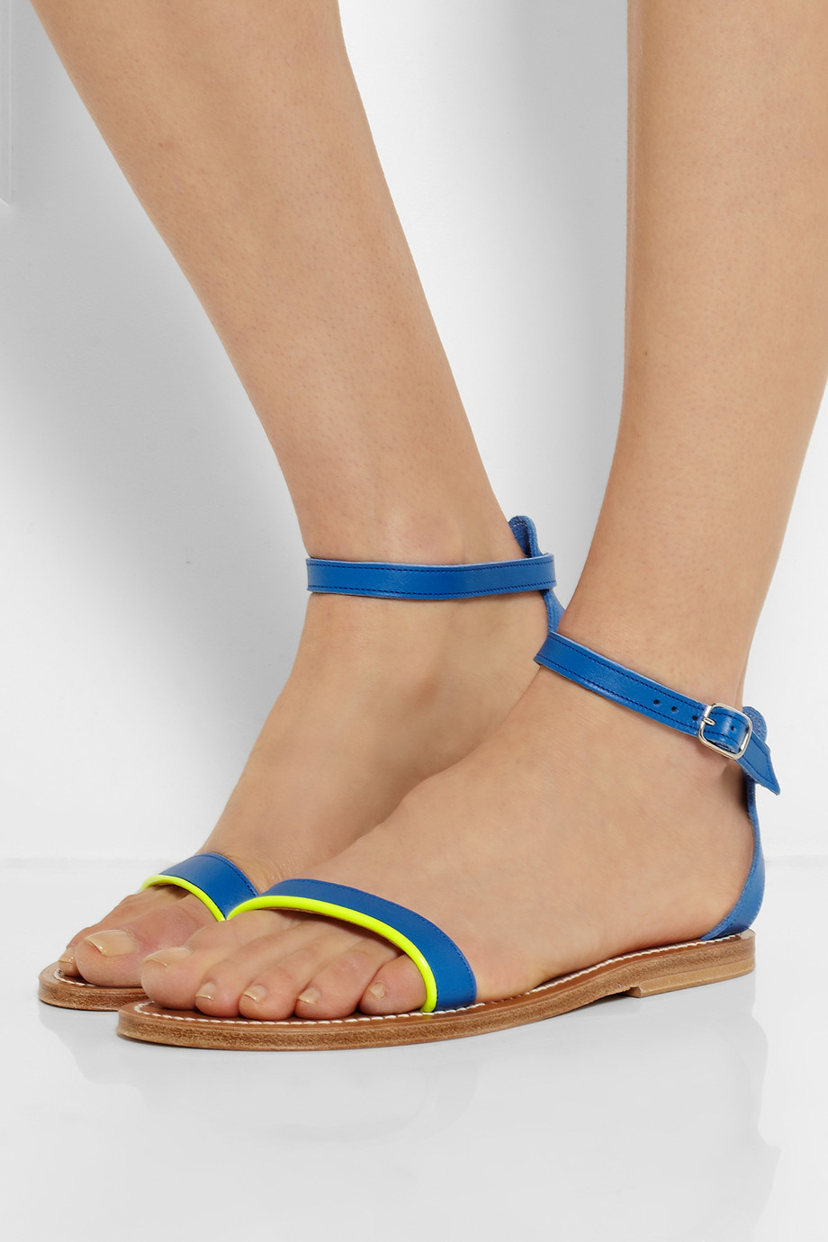 Outlet Geniue Stockist K jacques Laura leather sandals Latest Collections  Cheapest Price For Sale Ll5gKE