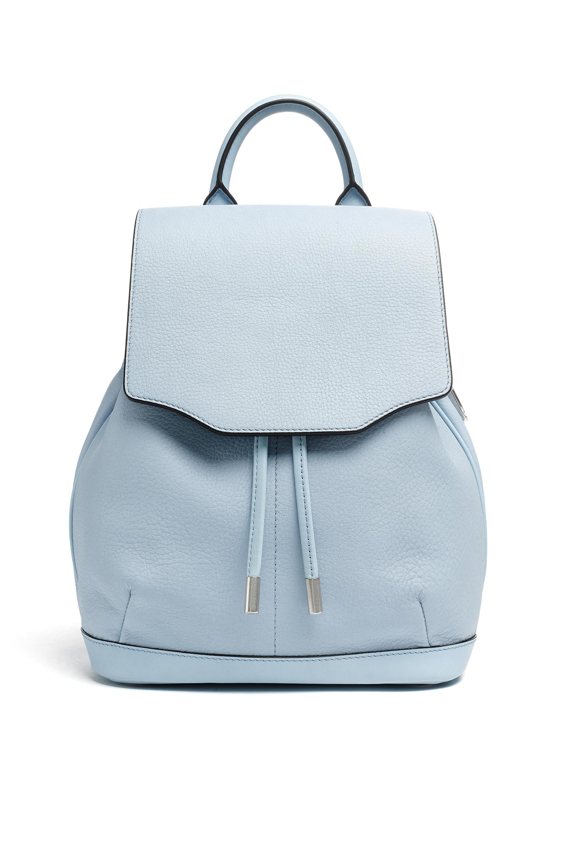 Lyst Rag Amp Bone Mini Pilot Backpack In Blue