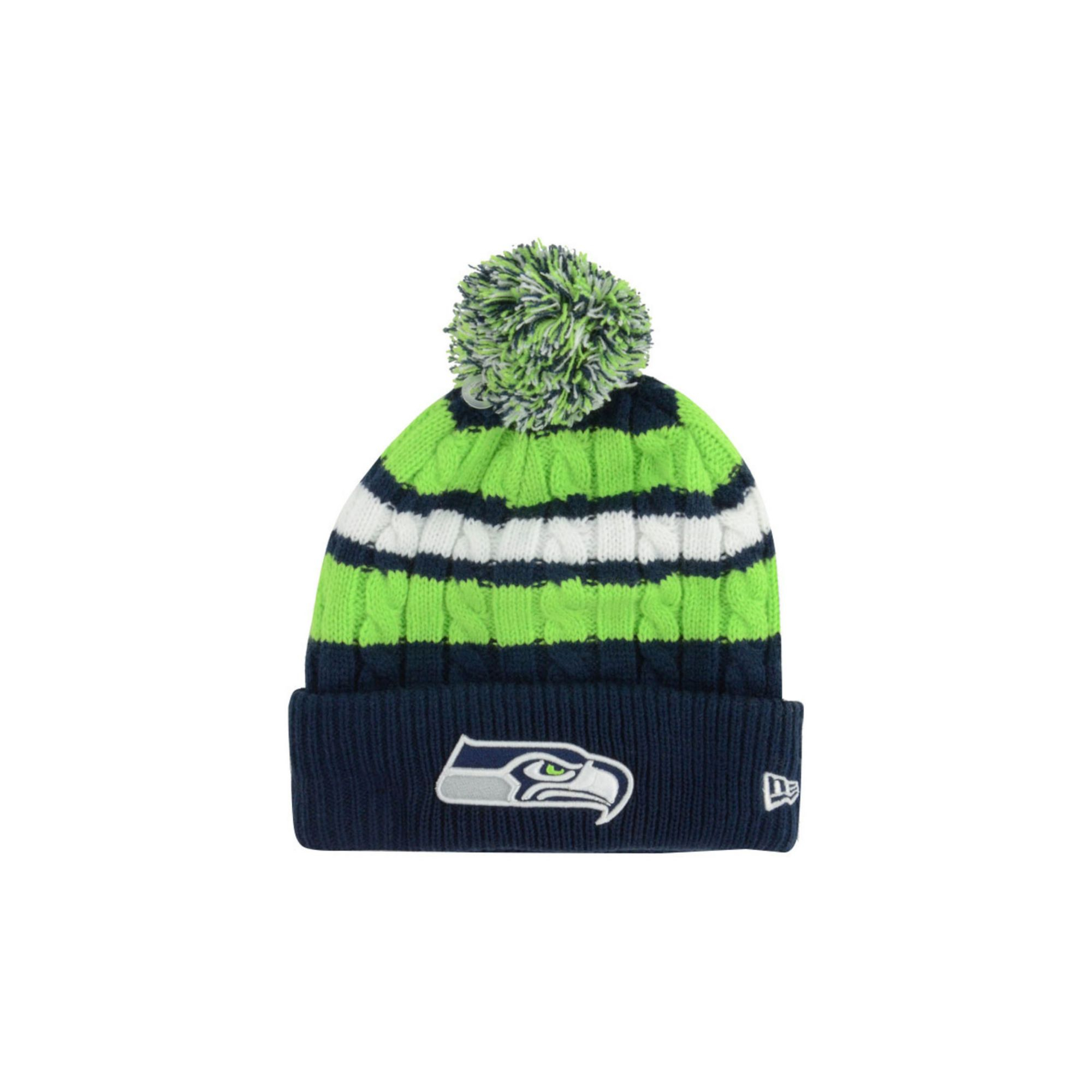 ... purchase lyst ktz seattle seahawks cold weather knit hat in green for  men d3f81 f5630 839710080129