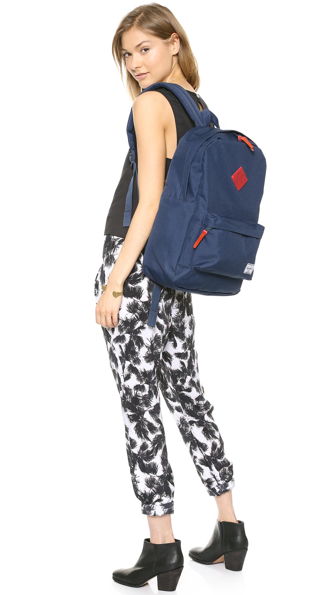 52be26894eb9 Herschel Heritage Youth Backpack Chambray - Daftar Harga Terbaru ...