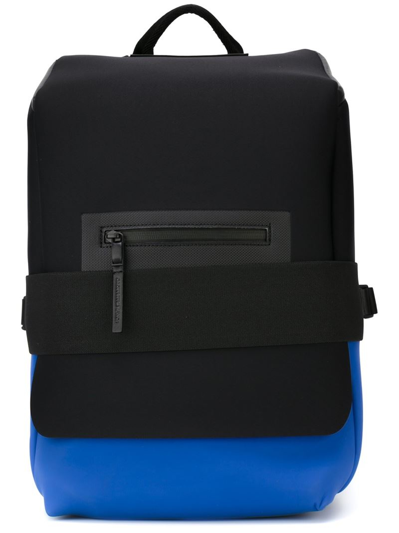 70334bcf31ca Lyst - Y-3  qasa  Backpack in Black for Men
