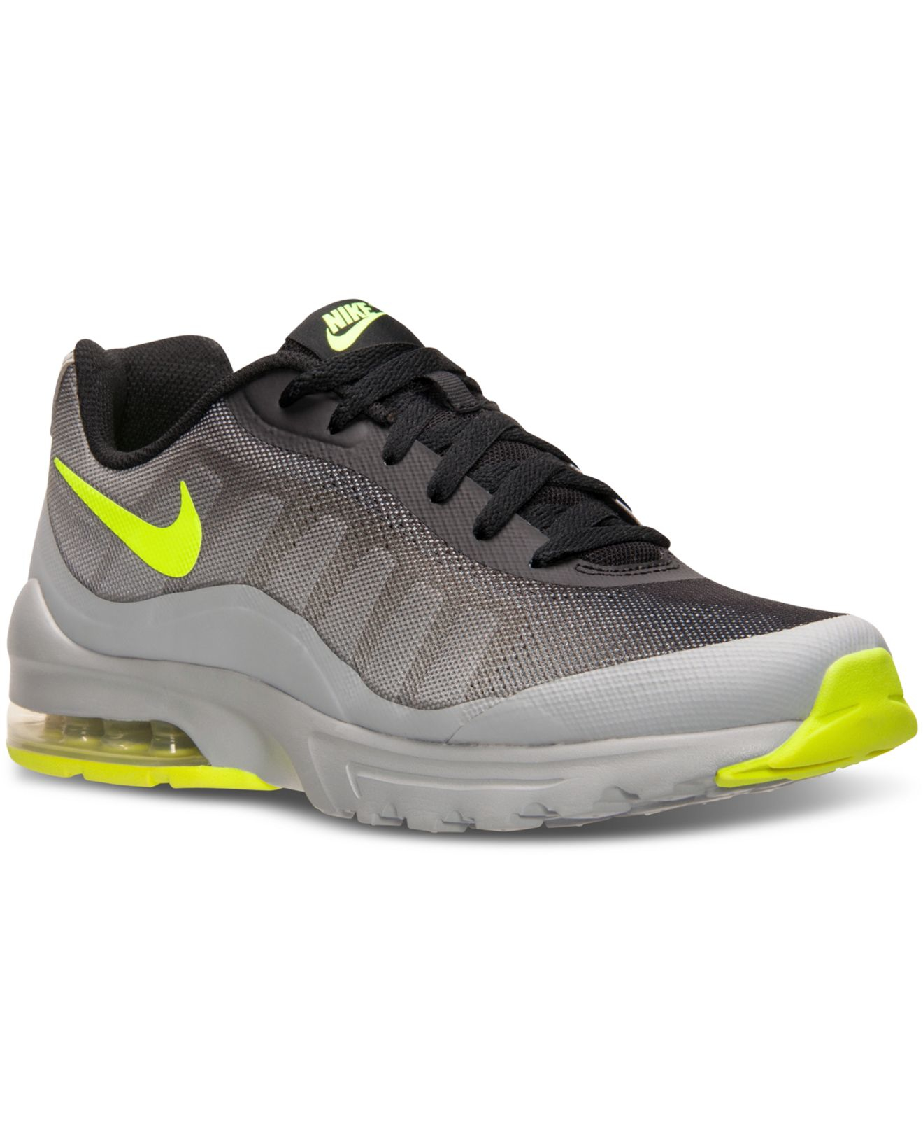 63b6bf27247 ... czech lyst nike mens air max invigor print running sneakers from finish  27b30 a0e69