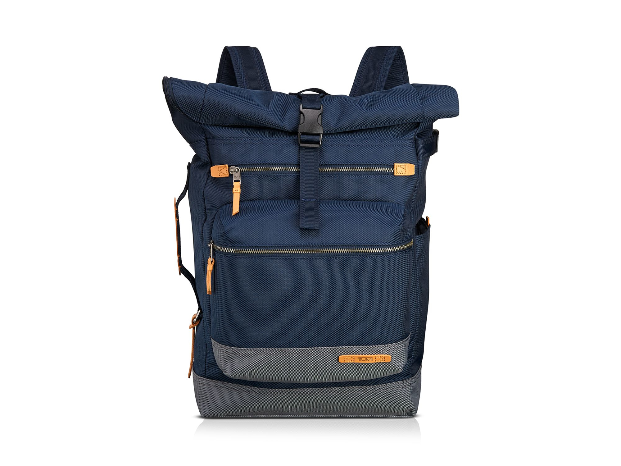 Lyst - Tumi Dalston Ridley Roll Top Backpack in Blue for Men 6aaa8fc857