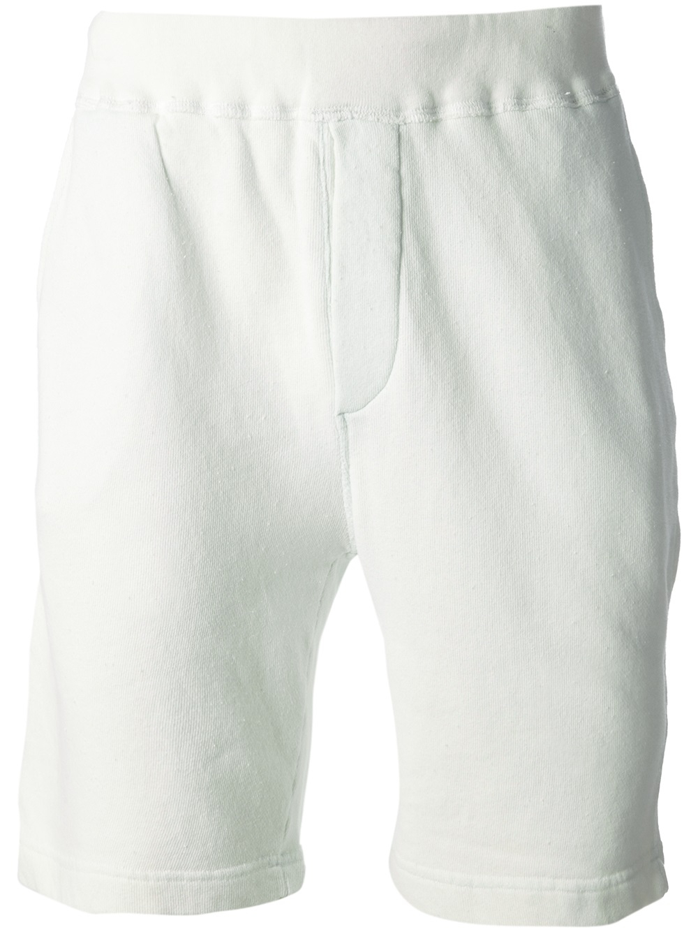 Our legacy Jersey Bermuda Shorts in White for Men | Lyst