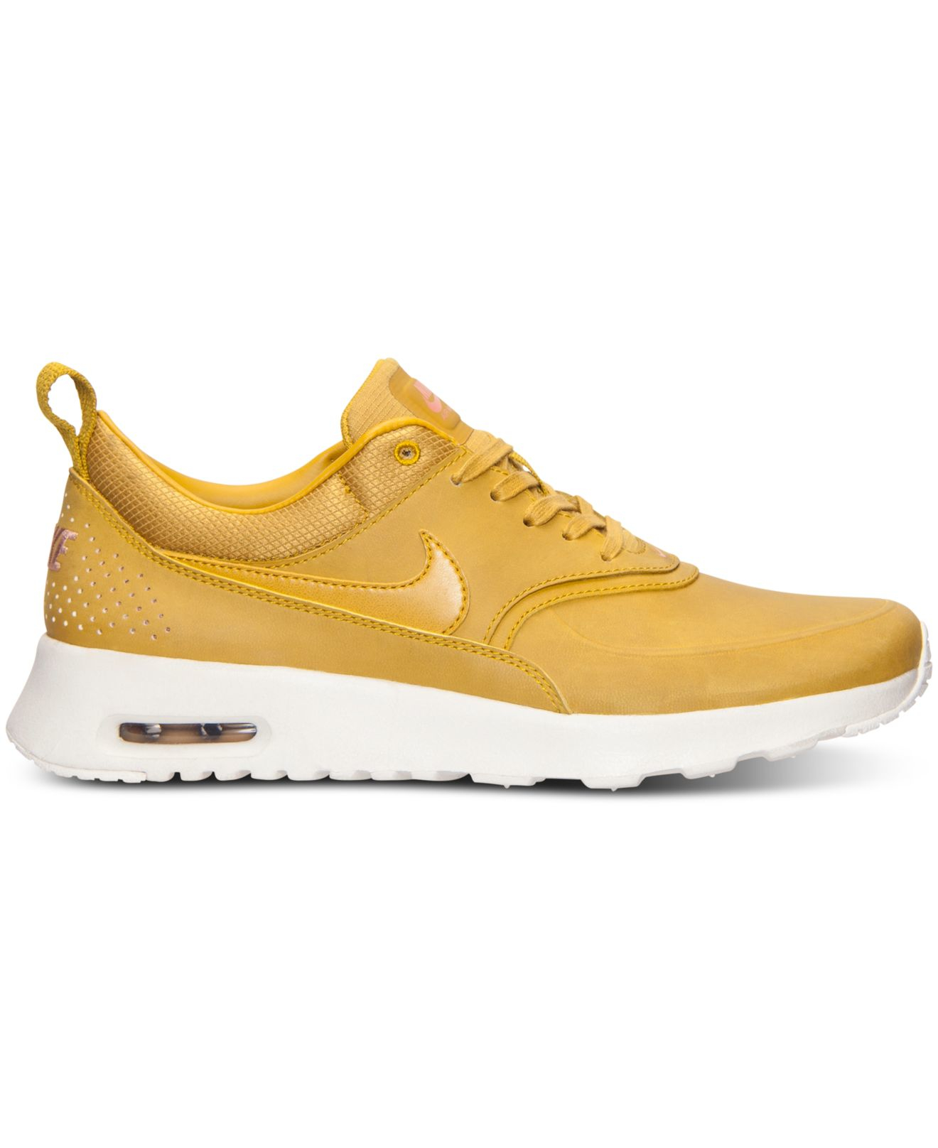 various colors d99f4 2dd7e ... germany lyst nike womens air max thea premium running sneakers from  34c14 9d842