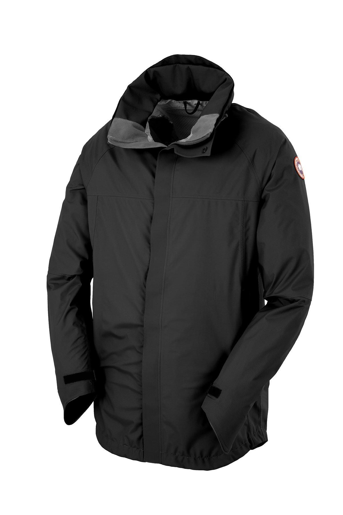 Canada Goose langford parka outlet 2016 - Canada goose Hayward Shell Jacket in Brown for Men (black-graphite ...
