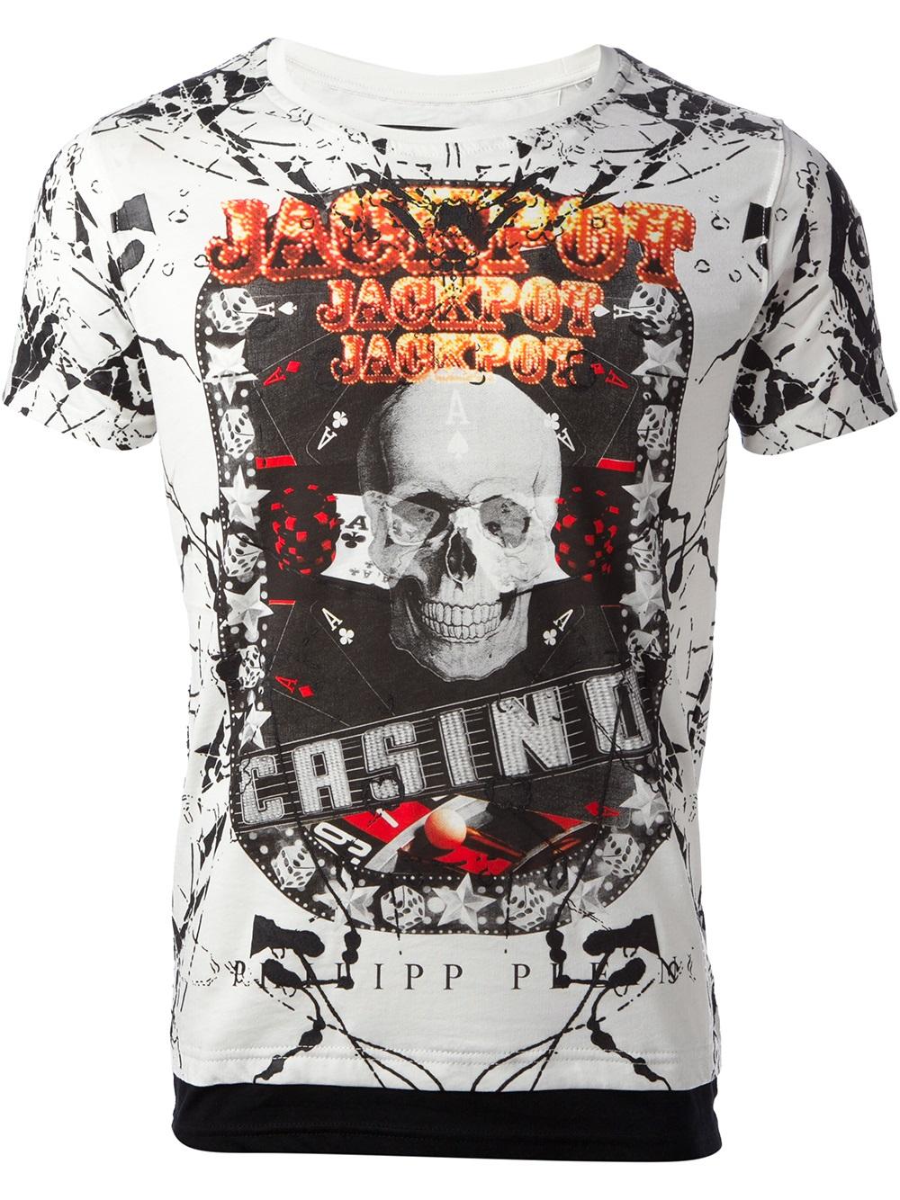 Casino shirt t casino rama human