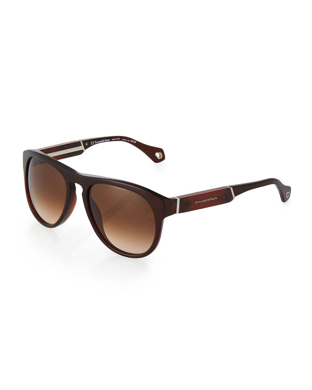 Ermenegildo Zegna Designer Glasses