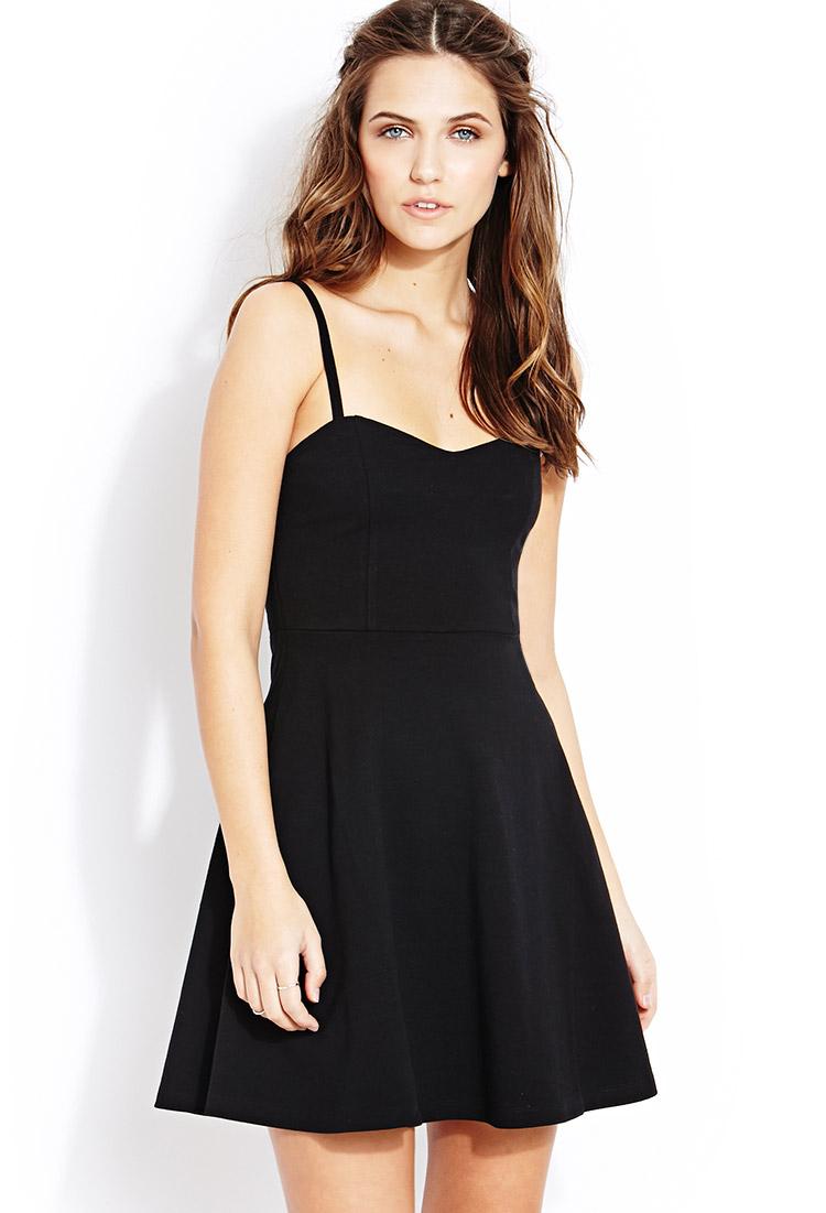 black tube dress forever 21 - photo #14