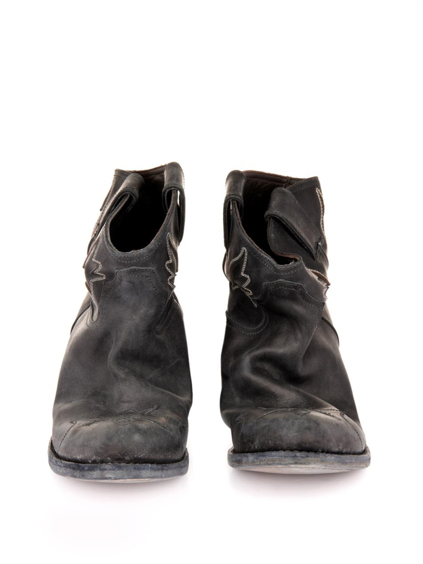 golden goose distressed ankle boots | Peninsula Conflict ...