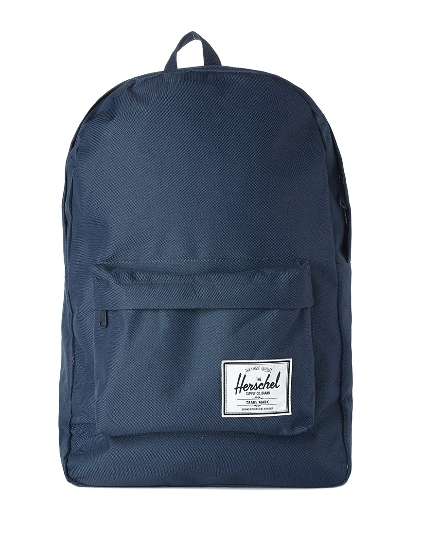 Herschel Supply Co Classic Backpack Navy In Blue For Men